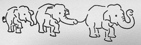 Elephant-jewerly